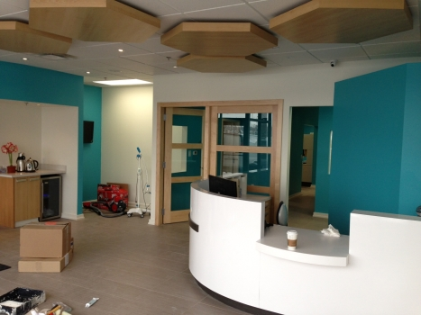 Dental Office Renovation