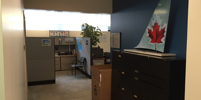 Air Canada Office Renovations