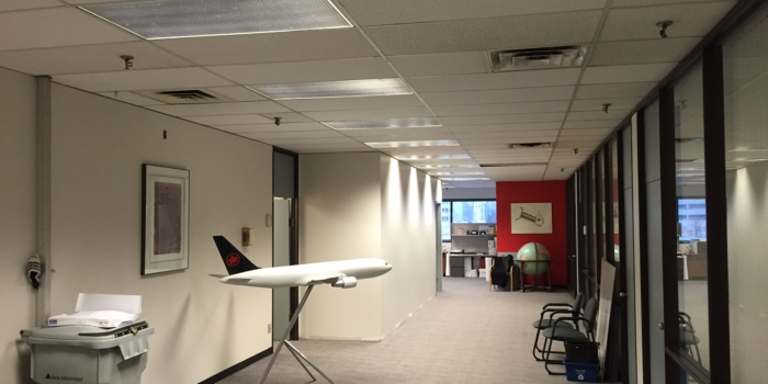 Office Renovations – Toronto Pearson Airport